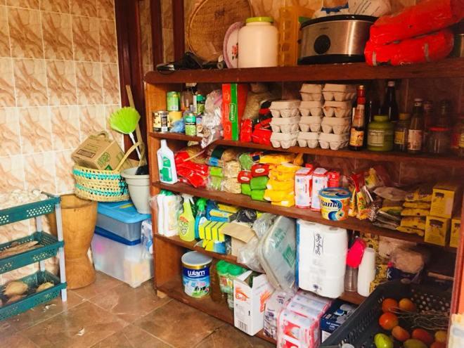 food orphan home
